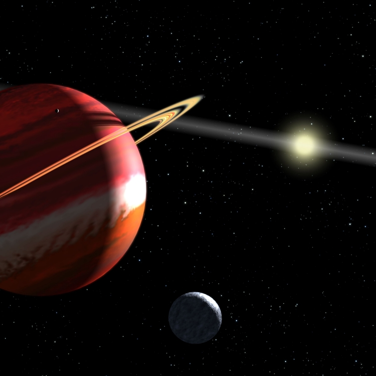 Beyond Our Solar System: The Search for Extrasolar Planetary Systems