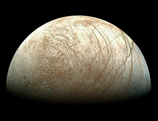 Beginning the Search for Life on Outer Planets: Through Europa's Icy Looking Glass