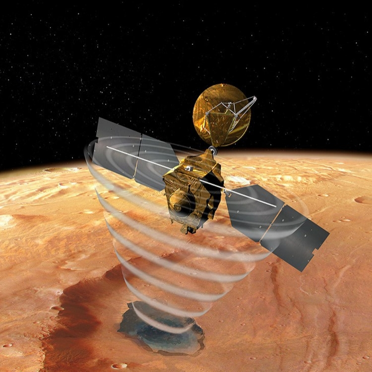 Icy Mysteries of Mars Revealed