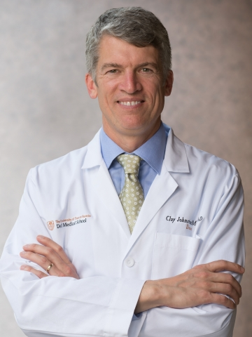 Dr. Clay Johnston