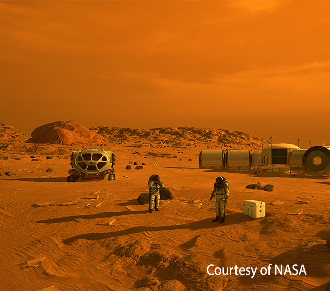 NASA's Next Mission to Mars: Searching for Life on the Red Planet