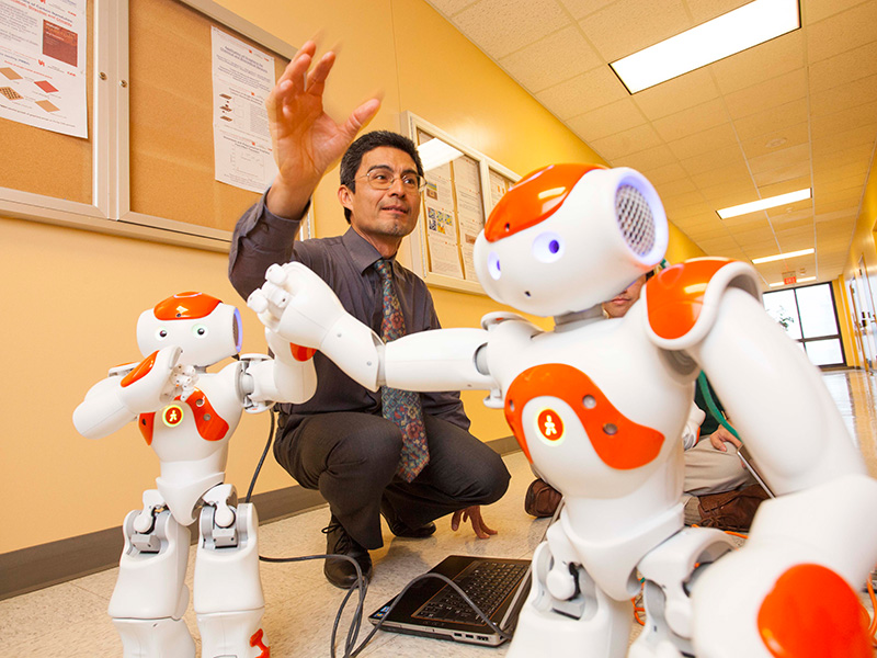 Robots Controlled By Your Mind