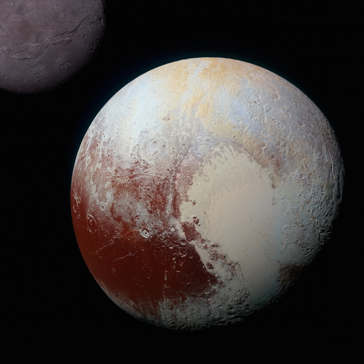 The Amazing Mission to Pluto: Three Billion Miles Away and We Made It!