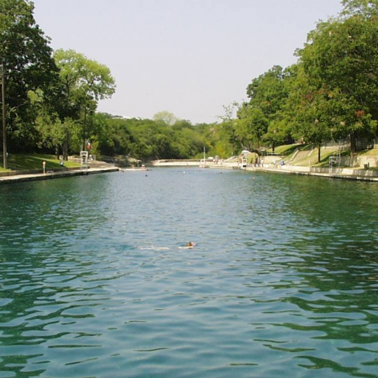 What's in the Water: The History and Future of Barton Springs